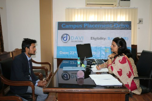 Campus Placement in Tulas